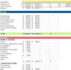 Monthly Expense Tracker Excel Personal Expense Tracker Excel Template Monthly Budget Daily