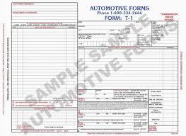 Repair Order Form Gorgeous Car Maintenance Receipt Template Helpful Auto Repair Order Form