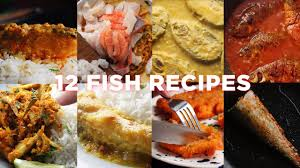 12 Mouthwatering Fish Recipes - YouTube
