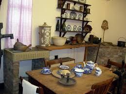 Victorian Kitchen Floor Authentic Victorian Kitchen Uniquely Range Hoods Golden Glass