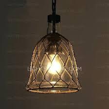 mini pendant lights for kitchen red island designer loft hand blown glass p