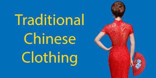 <b>Traditional Chinese</b> Clothing // 4 Gorgeous Garments from <b>China</b>