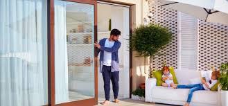 before installing a sliding door