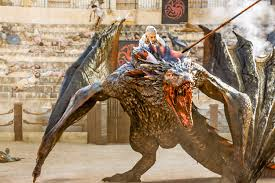 Game Of Thrones How Dragons Have Grown Business Insider