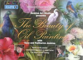 beauty of oil painting book 6