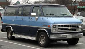 1991 Chevrolet Chevy Van - Information and photos - ZombieDrive
