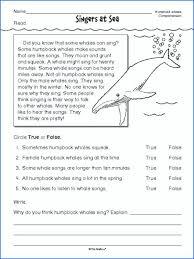 science comprehension worksheets 2nd grade – sibarit.info