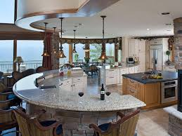 Granite Island Kitchen Kitchen Granite Island And Table Designs Kitchen Island Table