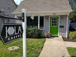 On top of the carefully poured cafe, the staff are so friendly and down right inviting. North Caldwell Cuts Ribbon On Jola Coffee The Progress News Newjerseyhills Com