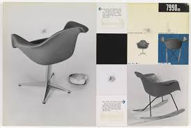 eames furniture design. Charles Eames, Ray Eames Entry Panel For MoMA International Competition Low-Cost Furniture Design (7990g) C. 1950 F