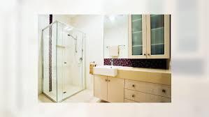 contemporary modern ensuite bathroom renovation keilor