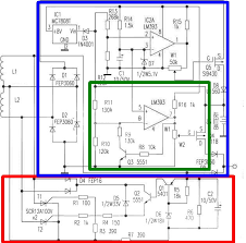 fet type motorcycle voltage regulator techy at day blogger at the blue and green block covers the monitoring circuit and charging control of the battery half of the ic2a lm393 is the area of monitoring the battery