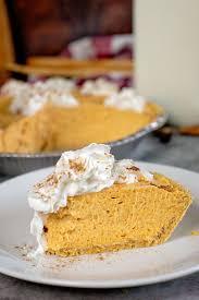 Light Fluffy Desserts Super Easy No Bake Pumpkin Cheesecake Dessert Recipe This