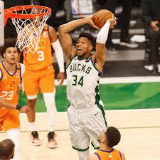 NBA finals 2021 Game 4: Phoenix Suns 103-109 Milwaukee Bucks – as it  happened | Sport
