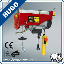 china hugo hoist 3t electric winch hoist on aliexpress com alibaba Simple Electrical Wiring Diagrams at Hugo Pa200b Electric Hoist Wiring Diagram