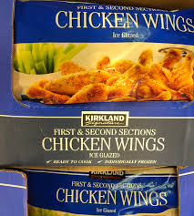 Costco reduced the price of their 10 pound bag of frozen kirkland signature chicken wings to $20.99. Ventura99 Costco Chicken Wings Gluten Free