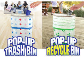 disposable trash cans. Plain Trash Flings Bins Are Freestanding Portable Trash Containers That Offer An  Attractive Alternative To The Dirty Cans Or Bags Hung On Doorknobs  For Disposable Trash Cans B