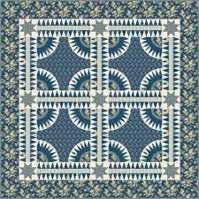 New York Beauty Quilt Pattern by Edyta Sitar -Laundry Basket Quilts &  Adamdwight.com