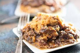 sweet potato casserole recipe. Perfect Potato This Sweet Potato Casserole Recipe Is Made In The Slow Cooker Itu0027s Such A  Delicious With Sweet Potato Casserole Recipe L