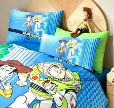 toy story bedding set toddler bed sets and curtains org uk toy story bedding set