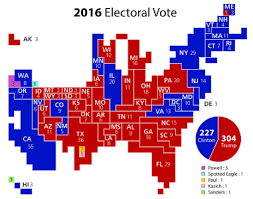 Presidental Election Results 2016 United States Presidential Election Wikipedia