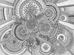 Small Picture Mandala Coloring Pages Complicated Coloring Pages Coloring Home