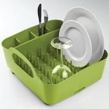 "<b>Сушилка для посуды Umbra</b> ""Tub"", цвет: зеленый, 34,5 см х 37 см ..."