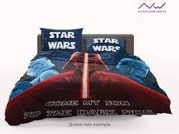 star wars bedroom darth vader duvet