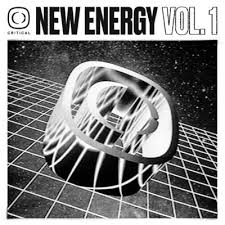 <b>NEW</b> ENERGY VOL.1 · <b>Various Artists</b> · Critical Music (CRITLP014)