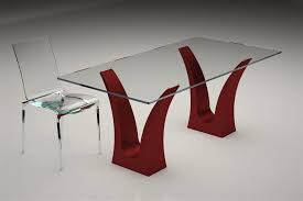 glass top contemporary coffee tables design
