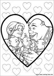 Small Picture Shrek Forever after coloring pages on Coloring Bookinfo