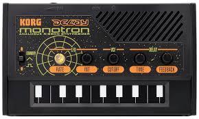 Купить <b>синтезатор Korg Monotron Delay</b>, цены в Москве на goods.ru