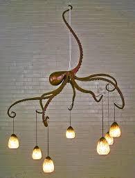 unique chandelier lighting. 24 octopusinspired design ideas octopusesunique chandelierchandelier unique chandelier lighting