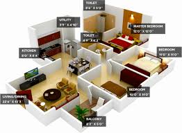 4 home 3 bedroom house plans indian style inspirational mesmerizing 3d house plans indian style s best inspiration