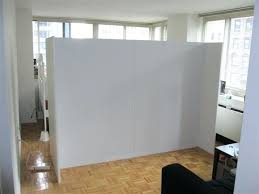 how to build a freestanding wall freestanding room dividers google search gym enchanting temporary bedroom walls