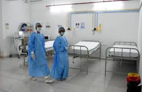 Tamil Nadu 21 government hospitals for COVID-19 treatment amid rising cases  in state- The New Indian Express