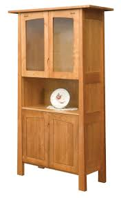 Amish Kitchen Cabinets Indiana 17 Best Images About Amish Hutches Display Cabinets On Pinterest