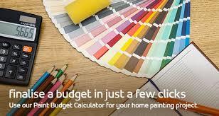 Wall Paint Cost Calculator Paint Budget Calculator Asian Paints