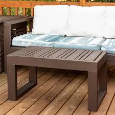 diy outdoor coffee table ana white