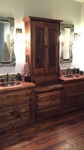 rustic bathroom double vanities.  Rustic Farmhouse Double Vanity Rustic Bathroom Vanities  With Rustic Bathroom Double Vanities