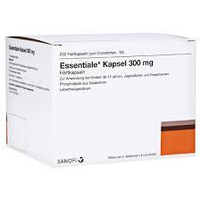 Essentiale Kapsel 300mg 250 Stück Online Bestellen Medpex
