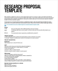 Research Proposals Nursing Research Proposal Template e100dai e100dai 2