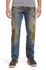 Expensive Mens Designer Jeans Brand New 425 Mens Designer Jeans That Are Covered In Mud
