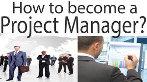 How To Become A Project Manager Youtube