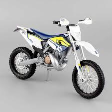 1 12 ktm husqvarna fe501 enduro motorcycle motocross dirt bike