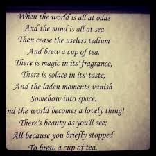 Tea Quotes Lindas Partea
