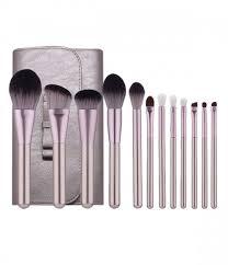 artis 12 pieces duo fiber makeup brush