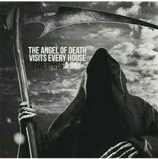 The Angel Of Death Visit Every House 40 Times A Day Daily Qoutes Enchanting Daily Death Quotes