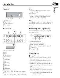 wiring car pioneer diagram stereo deh xu wiring wiring pioneer deh wiring harness diagram