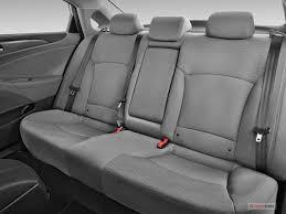2016 hyundai sonata hybrid rear seat